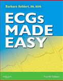 ECGs Made Easy - Book and Pocket Reference Package, Aehlert, Barbara J., 032306924X