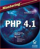 Mastering PHP 4.1, Jeremy Allen, 0782129242