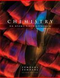 Chemistry : An Atoms First Approach, Zumdahl, Steven S. and Zumdahl, Susan A., 1305079248