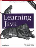 Learning Java, Niemeyer, Patrick and Leuck, Daniel, 1449319246