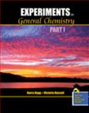 Experiments in General Chemistry Part I 9781465229243