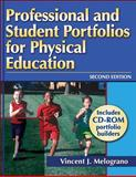 Professional and Student Portfolios for Physical Education, Vincent J. Melograno, 0736059245