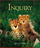 Inquiry into Life : With ESP CD-ROM and E-Text CD-ROM, Mader, Sylvia S., 0072419245