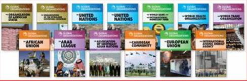 Global Organizations Set, 13-Volumes, Various, 0791099245