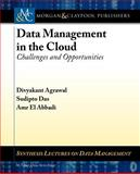 Data Management in the Cloud, Agrawal, 1608459241