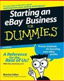 Starting an eBay Business for Dummies, Marsha Collier, 0470149248