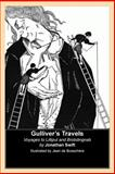 Gulliver's Travels (Illustrated by Jean de Bosschere), Jonathan Swift, 1484899253