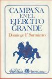 Campaña en el Ejército Grande Aliado de Sud América, Sarmiento, Domingo Faustino, 9681629256