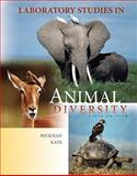 Laboratory Studies in Animal Diversity, Hickman, Cleveland and Kats, Lee, 0073349259