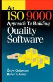 An ISO 9000 Approach to Building Quality Software, Oskarsson, Osten and Glass, Robert L., 0132289253