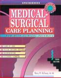 Medical-Surgical Care Planning, , 0874349257