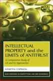 Intellectual Property and the Limits of Antitrust, Katarzyna Czapracka, 1847209254