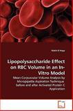 Lipopolysaccharide Effect on Rbc Volume in an in-Vitro Model, Rabih El Hage, 3639279255