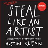 Steal Like an Artist, Austin Kleon, 0761169253