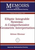 Elliptic Integrable Systems, Idrisse Khemar, 0821869256