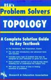 Topology Problem Solver, Research & Education Association Editors, 0878919252