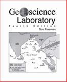 Geoscience Laboratory Manual, Freeman, Tom, 0471779253
