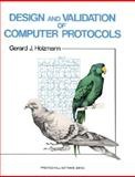 Design and Validation of Computer Protocols, Holzmann, Gerard J., 0135399254