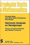 Harmonic Analysis on Semigroups 9780387909257