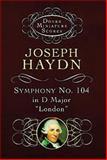 Symphony No. 104, Joseph Haydn, 0486299252