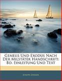 Genesis und Exodus Nach der Milstäter Handschrift, Joseph Diemer, 114164925X