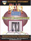 BizNiz Games Project Management : Project Management Word Games, Thomas, Keith Alexander, 0974879266