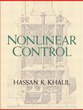 Nonlinear Control, Hassan K. Khalil, 013349926X