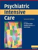 Psychiatric Intensive Care, M. Dominic Beer, Stephen M. Pereira, Carol Paton, 0521709261