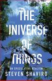 The Universe of Things, Steven Shaviro, 0816689261