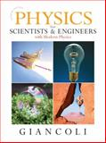 Physics for Scientists and Engineers, Giancoli, Douglas C., 0136139264