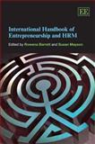 International Handbook of Entrepreneurship and HRM, , 1845429265