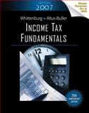 Income Tax Fundamentals, Whittenburg, Gerald E. and Altus-Buller, Martha, 032439926X