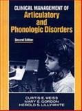 Clinical Management of Articulatory and Phonologic Disorders 9780683089264