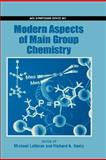 Modern Aspects of Main Group Chemistry, , 0841239266