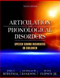 Articulation and Phonological Disorders, Bernthal, John E. and Bankson, Nicholas W., 0205569269