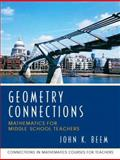 Geometry Connections, Beem, John K. and University of Missouri Staff, 0131449265