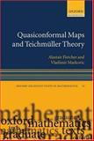 Quasiconformal Maps and Teichmüller Theory, Fletcher, Alastair and Markovic, Vladimir, 0198569262