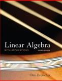 Linear Algebra with Applications, Bretscher, Otto, 0136009263