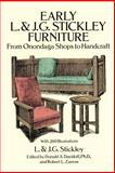 Early L. and J. G. Stickley Furniture, L. Stickley and J. G. Stickley, 0486269264