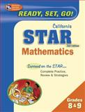 California STAR Grades 8 and 9 Math, Stephen Hearne and Penny Luczak, 0738609277