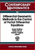 Differential Geometric Methods in the Control of Partial Differential Equations, , 0821819275
