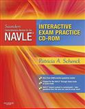 Saunders Comprehensive Review for the NAVLE® Interactive Exam Practice CD-ROM, Schenck, Patricia, 1416029273