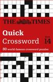 Times 2 Crossword Book 14, Times Mind Games Staff, 0007319274