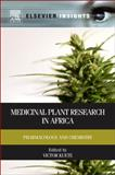 Medicinal Plant Research in Africa : Pharmacology and Chemistry, , 0124059279