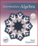 Intermediate Algebra with MathZone, Dugopolski, Mark, 0073019275