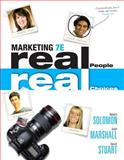 Marketing : Real People, Real Choices Plus 2014 MyMarketingLab with Pearson EText -- Access Card Package, Solomon, Michael R. and Marshall, Greg W., 0133879275