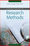 A Gentle Guide to Research Methods, Rugg, Gordon and Petre, Marian, 0335219276
