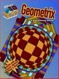 3-D Coloring Book - Geometrix, Jennifer Lynn Bishop and Spyros Horemis, 0486489272