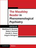 The Maudsley Reader in Phenomenological Psychiatry, , 052170927X