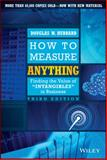 How to Measure Anything, Douglas W. Hubbard, 1118539273